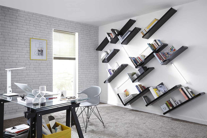 Etagere Sur Mesure Paris concevoir sa propre bibliothèque sur-mesure