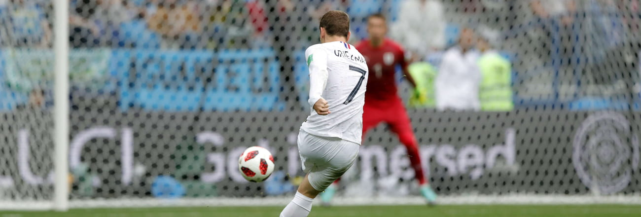 Les buts et les temps forts des Bleus au Mondial 2018