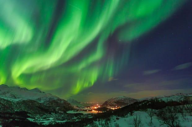 Norvège: cap sur le nord