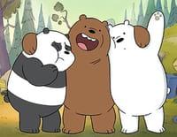 We Bare Bears : Le rhume de panda