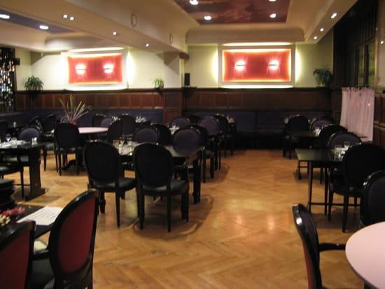 L'Intuition  - salle de restaurant -   © dominique delachenal