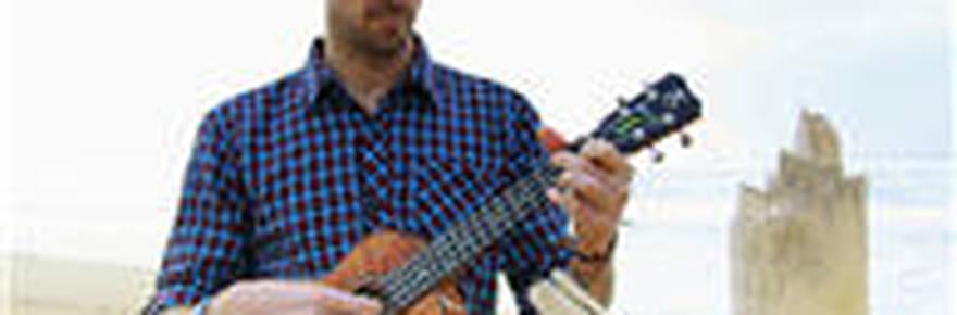 Nicolas Salsac (interprète):Le ukulélé n'est pas fermé à un seul genre musical