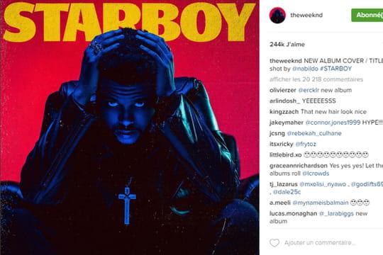 """Daft Punk: découvrez """"Starboy"""", leur nouveau titre avec The Weeknd"""