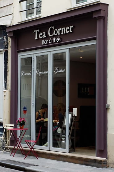 Tea Corner  - Tea Corner Paris -   © Open your i