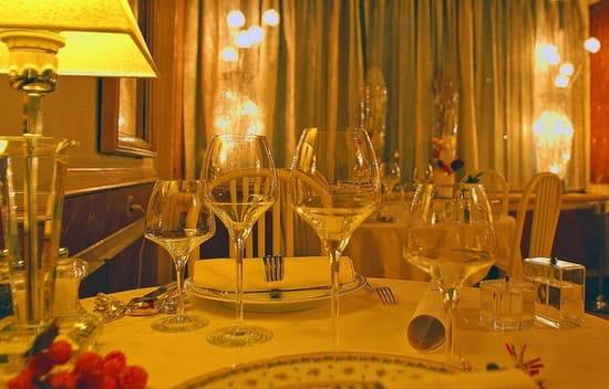 Auberge Napoleon  - table -   © frédéric Caby