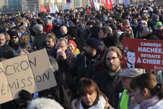 DIRECT. Manifestation du 24janvier: Manifestation du 24janvier: le bilan et les chiffres de la mobilisation