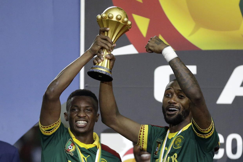 """Résultat de recherche d'images pour """"CAN 2017, victoire du cameroun"""""""
