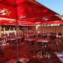 Restaurant : Portofino chez Gopi  - La terrasse ombragée -   © ChezGopi