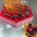 Le Passage  - Entremet aux Fruits Rouges ( pour un anniversaire ) -   © Christelle