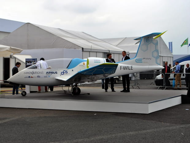 Salon du Bourget 2015 : les avions stars decette édition