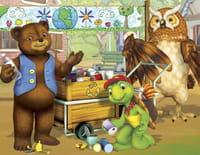 Franklin et ses amis : Franklin et les échasses à ressort