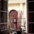Louvre Bouteille  - Vue sur l'oratoire à l'étage -   © Louvre Bouteille