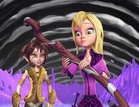 Sabrina, l'apprentie sorcière : Piégés dans le temps