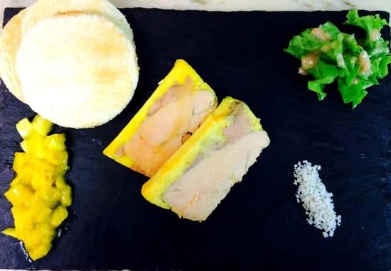 Au Beau'Vin  - foie gras maison -   © chef