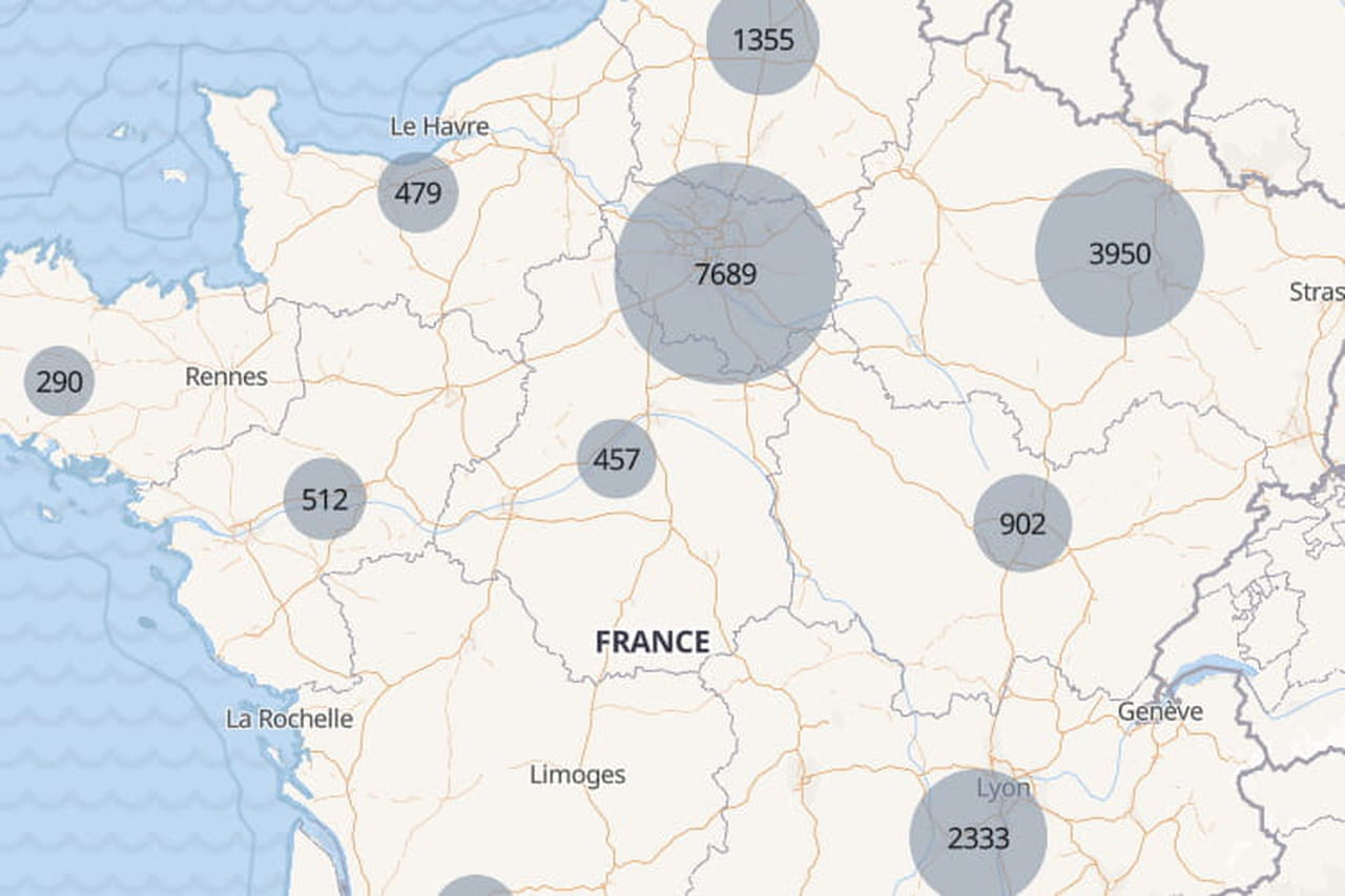 Covid-19: le bilan du coronavirus en France ce mardi 31mars