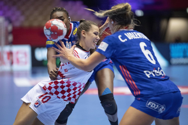 Handball. France - Croatie: les Bleues en finale de l'Euro 2020, le résumé du match