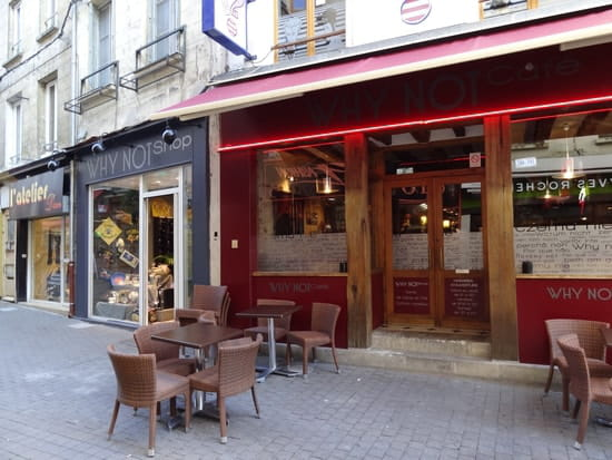 Why Not Cafe  - TERRASSE DU WHY NOT -   © FLO