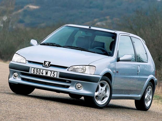 Numéro 40ex aequo: Peugeot 106