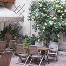 Les Tables  - Terrasse agréable -