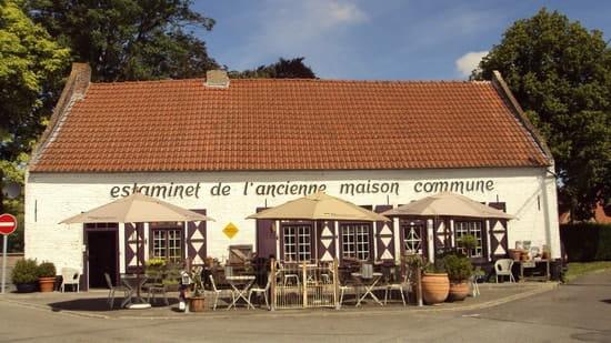 La Maison Commune  - Estaminet de la Maiuon Commune -   © M. L