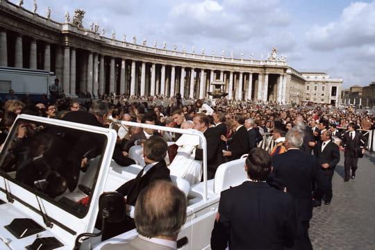 On a tiré sur le pape