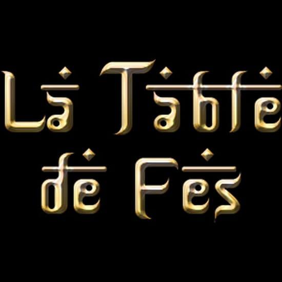 La Table de Fès  - Logo -   © La Table de Fès