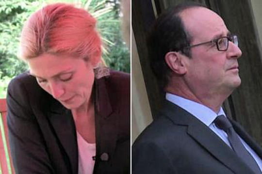 """Hollande """"largué"""" : Julie Gayet n'en pouvait plus selon VSD"""