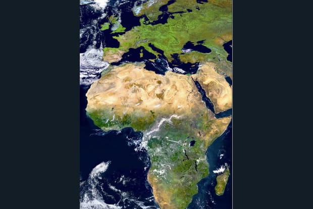Désert africain