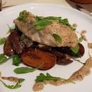 Plat : Bouchons & Resto  - suprême de volaille à la crème de morille -   © Bouchons&Resto