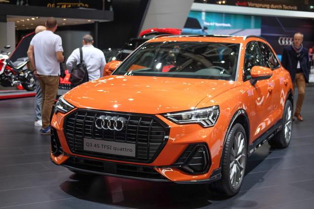 Quels tarifs pour le nouvel Audi Q3?