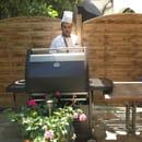 Restaurant : Brasserie La Coll'inn  - Barbecue  -