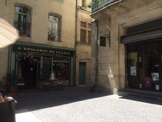 Restaurant : Épicerie de Cécile