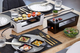 Raclette, fondue, soupe... Les appareils et ustensiles pour vos repas d'hiver
