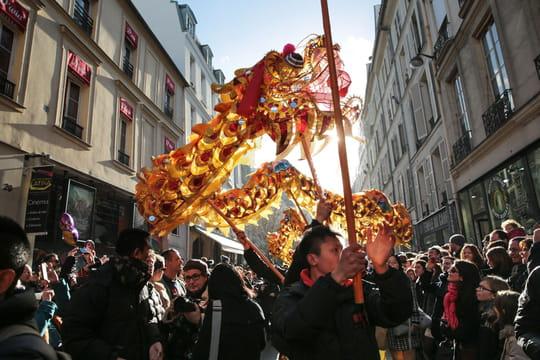 Nouvel An Chinois2017: le défilé annulé à Paris pour des raisons de sécurité