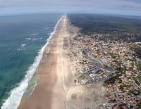 Sale temps pour la planète : Gironde, un trait sur la côte