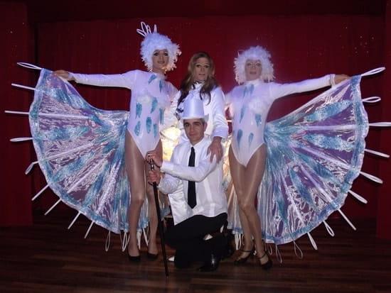 Le Belcour  - spectcale cabaret -