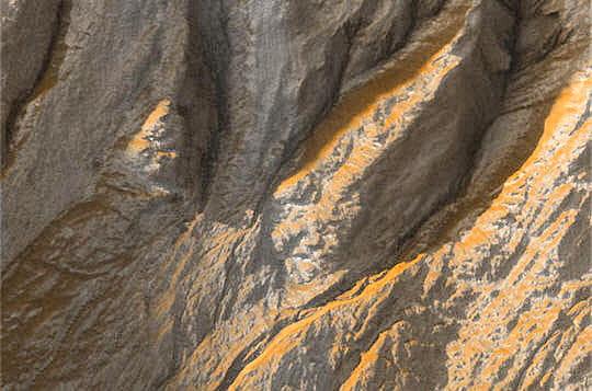 Bienvenue au coeur d'un cratère inconnu