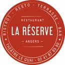 Restaurant : La Réserve  - Logo La Réserve Angers -   © copyright