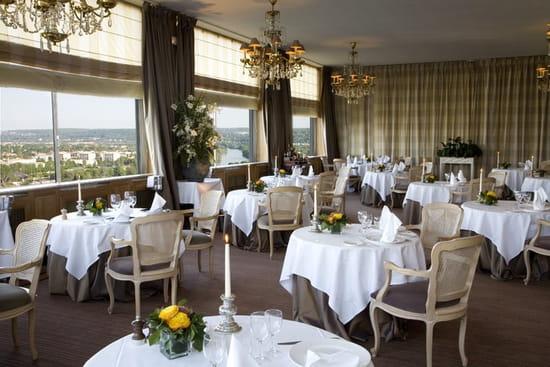 Pavillon Henri IV  - Restaurant panoramique -   © Apicius
