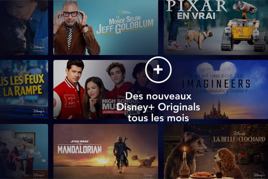 Disney+ avec Canal+: prix, activation du compte... tout savoir