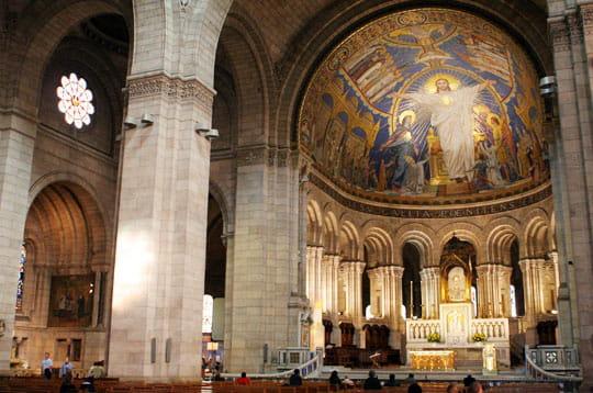 A Montmartre, un coeur sacré