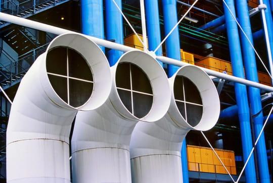 Le musée du Centre Pompidou est ré-ouvert après une longue grève