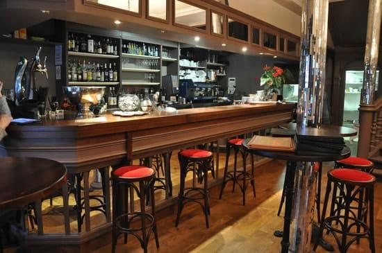 Comptoir Saint Sebastien  - Le bar du Comptoir Saint Sebastien -   © CSS
