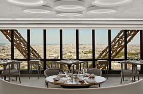 Restaurant de la Tour Eiffel: découvrez le nouveau Jules Verne