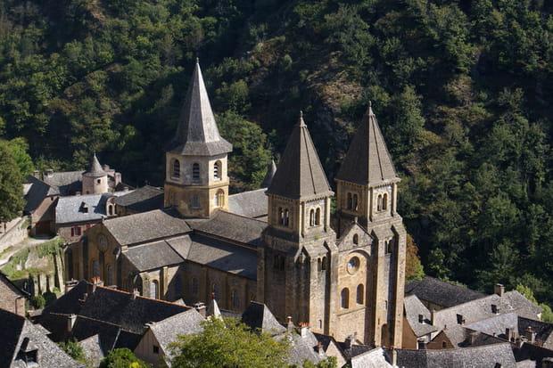 Eglise Sainte-Foy de Conques, Aveyron