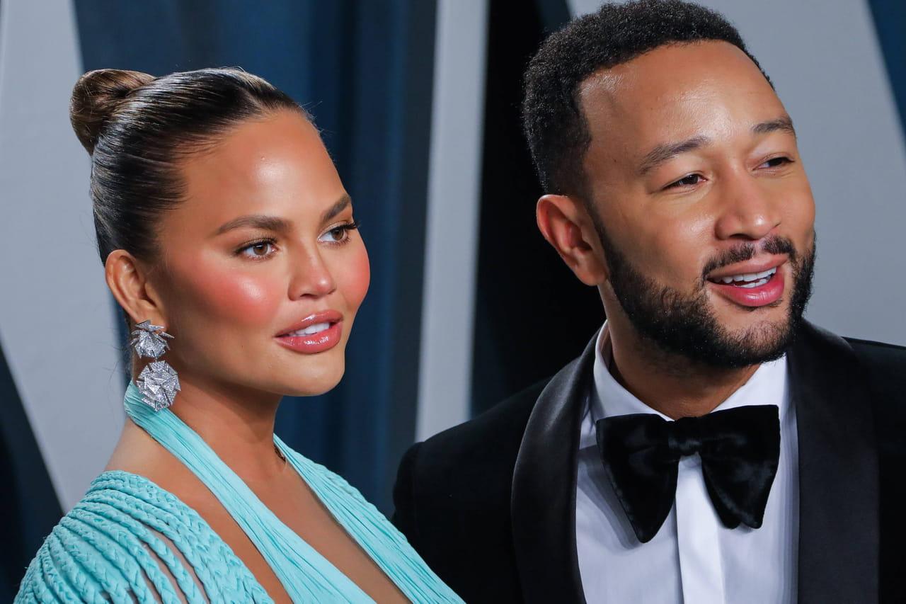 John Legend et Chrissy Teigen: la mort de leur bébé, une annonce bouleversante