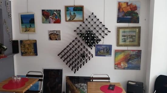 Le Bistrot Comptoir des Arts
