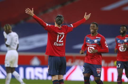 Ligue 1: Lille toujours menaçant, le classement après la 11e journée