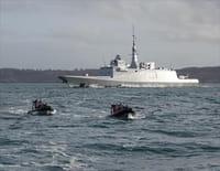 Frégates : fleuron de la marine française