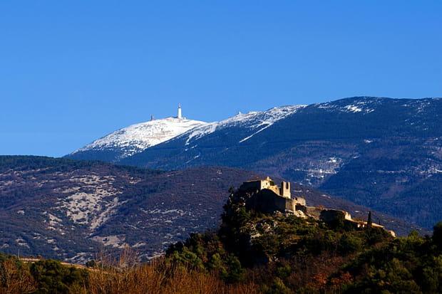 Le mont ventoux g ant de provence for Geant salon de provence